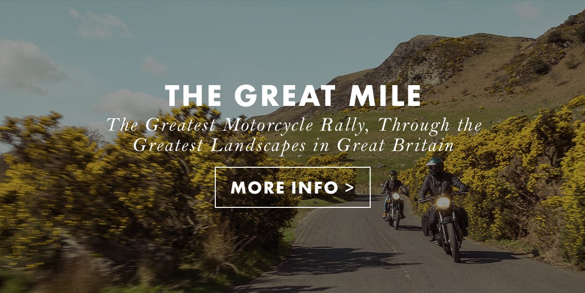 The Great Mile