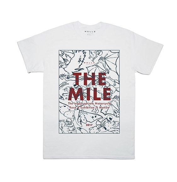 Malle_Mile_2017_Tee_white_front