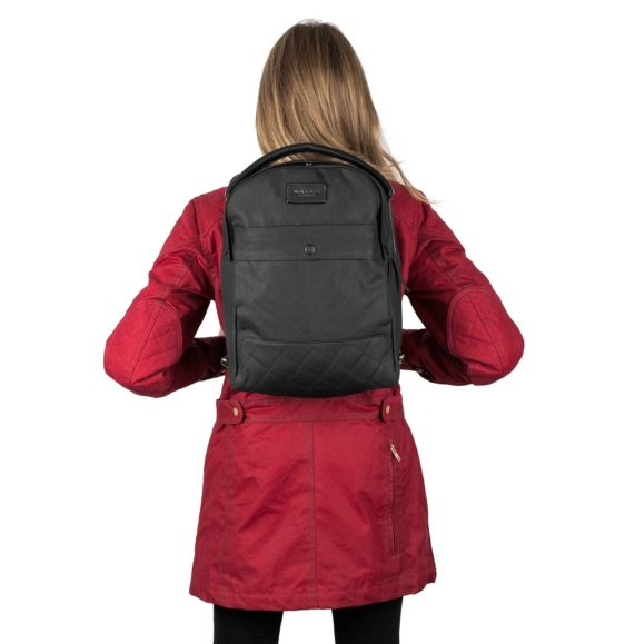 Malle Bonnie Backpack Blk Model4