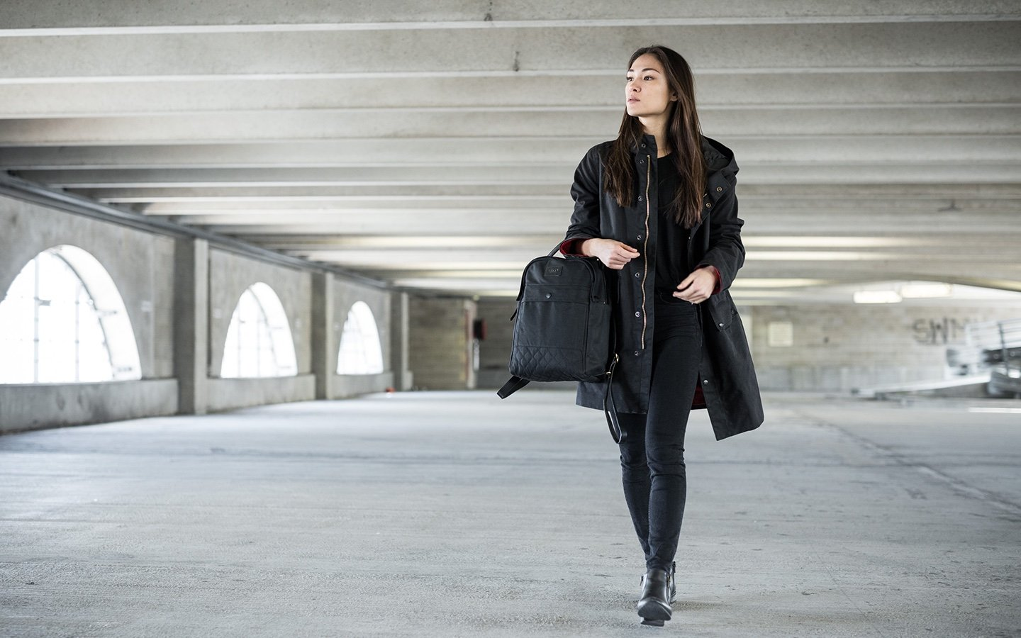 Malle London Bonnie Backpack 1