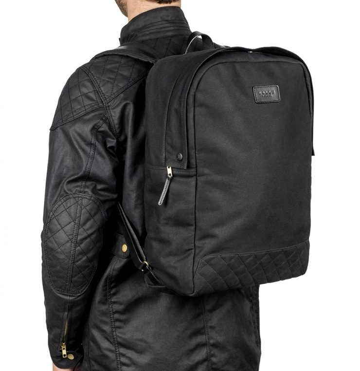 JOHN HYBRID BACKPACK - Malle London 6c278e35efbeb