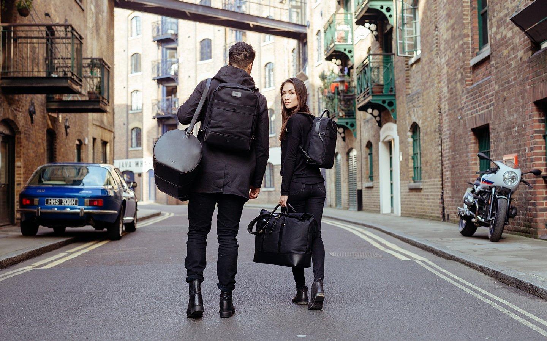 Malle London Garment Duffel 3