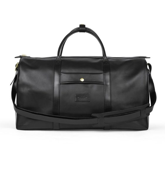 Malle London Leather Duffel 5