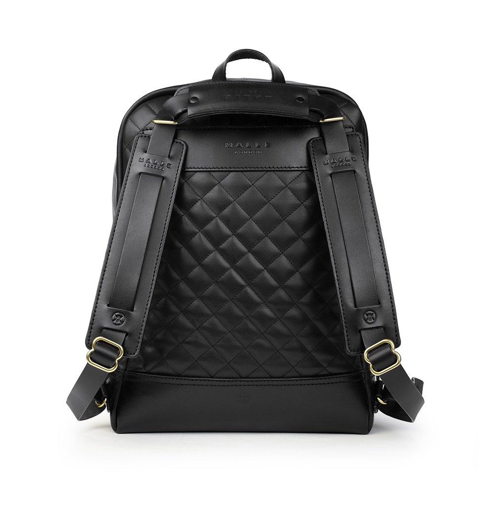 John Hybrid Leather Backpack