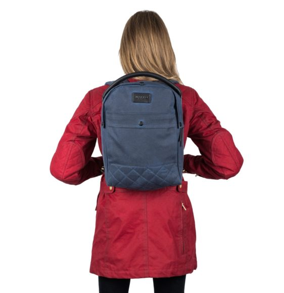 Malle Bonnie Backpack Nvy Model1