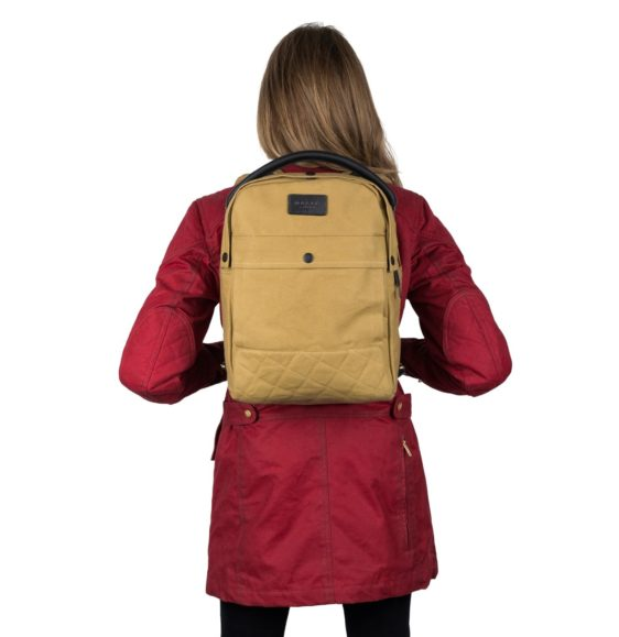 Malle Bonnie Backpack Snd Model1