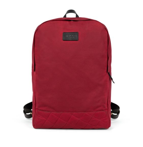 Malle Edward Backpack Red1