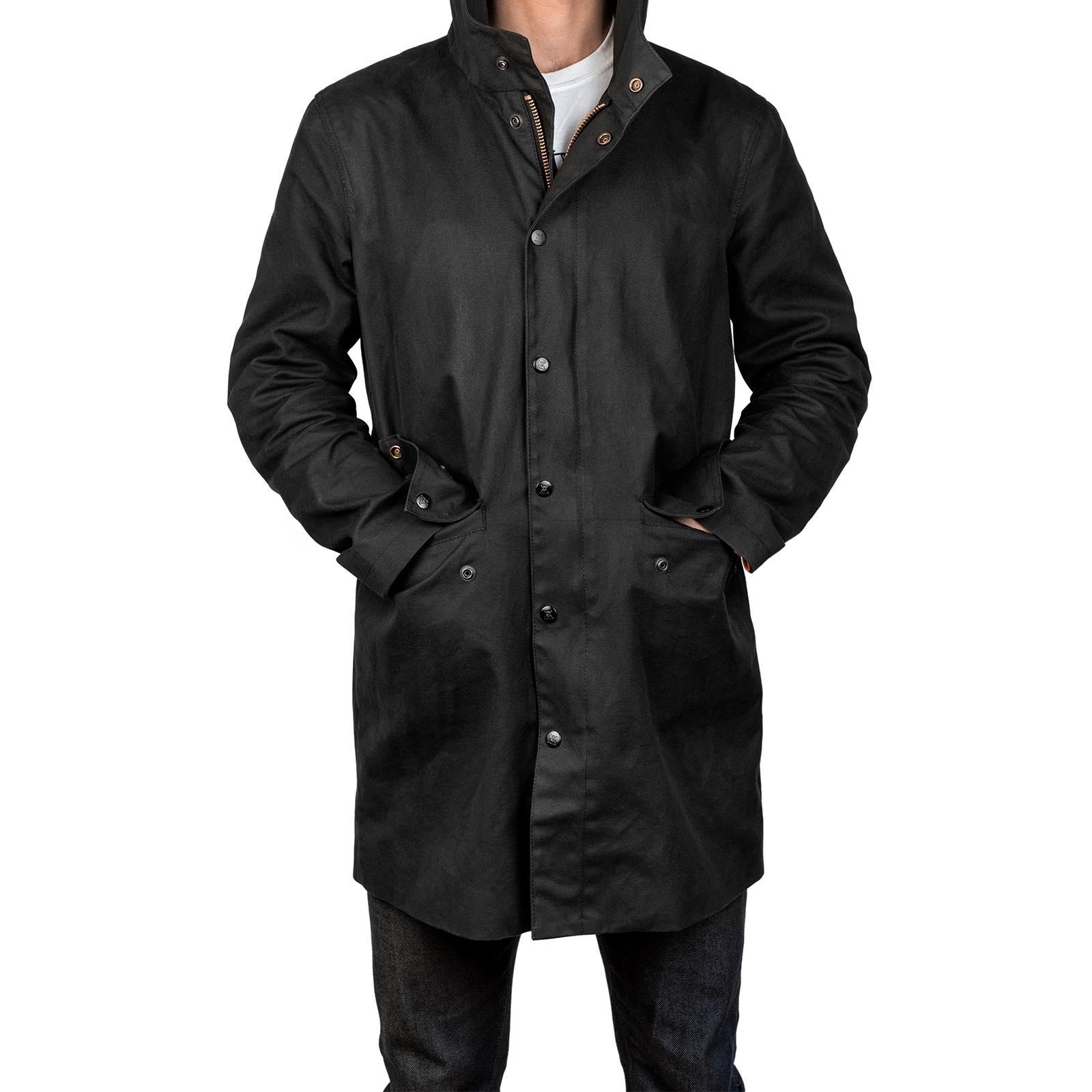 05599476957 Malle Mens Parka Coat