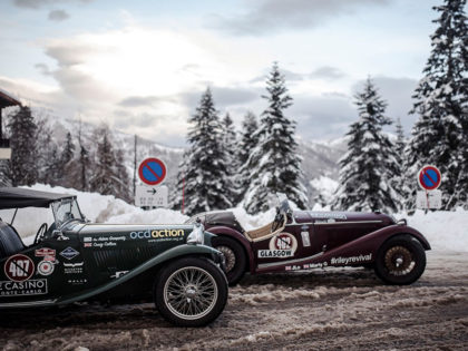 The Monte Carlo Rally – Craig Callum