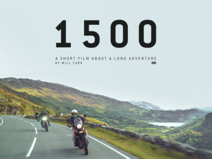 1500 – A Short Film About A Long Adventure